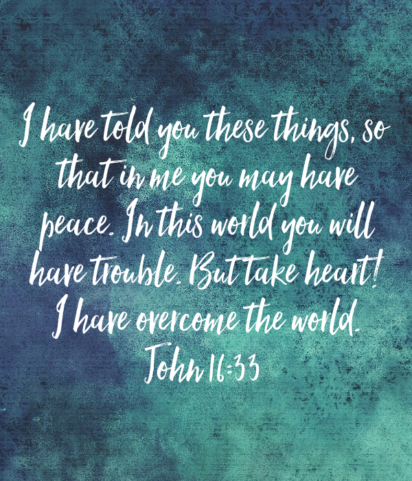i-have-told-you-these-things-so-that-in-me-you-may-have-peace-in-this-world-you-will-have-trouble-but-take-heart-i-have-overcome-the-world-john-16-33-2